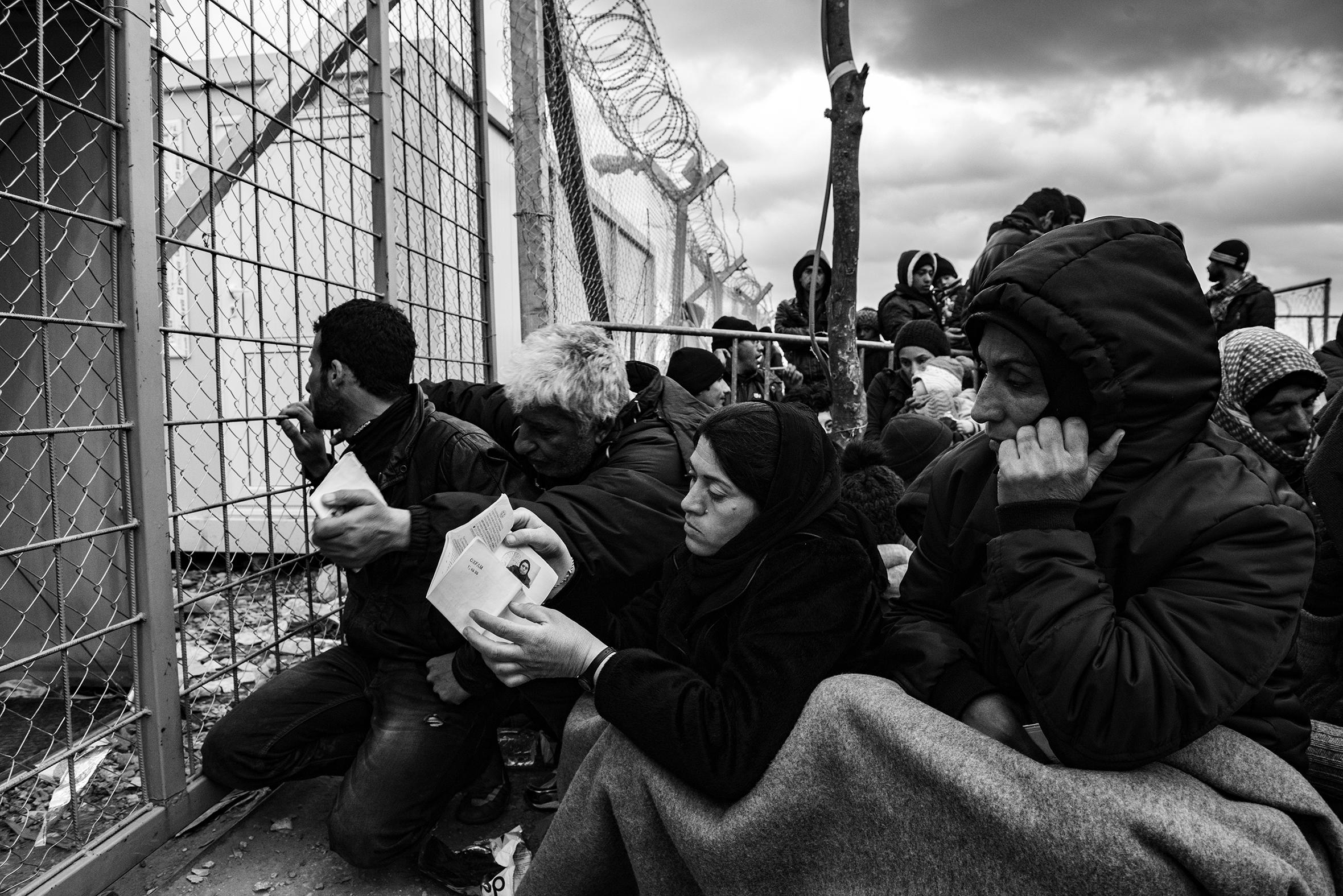 494 - Barylski - On The Border