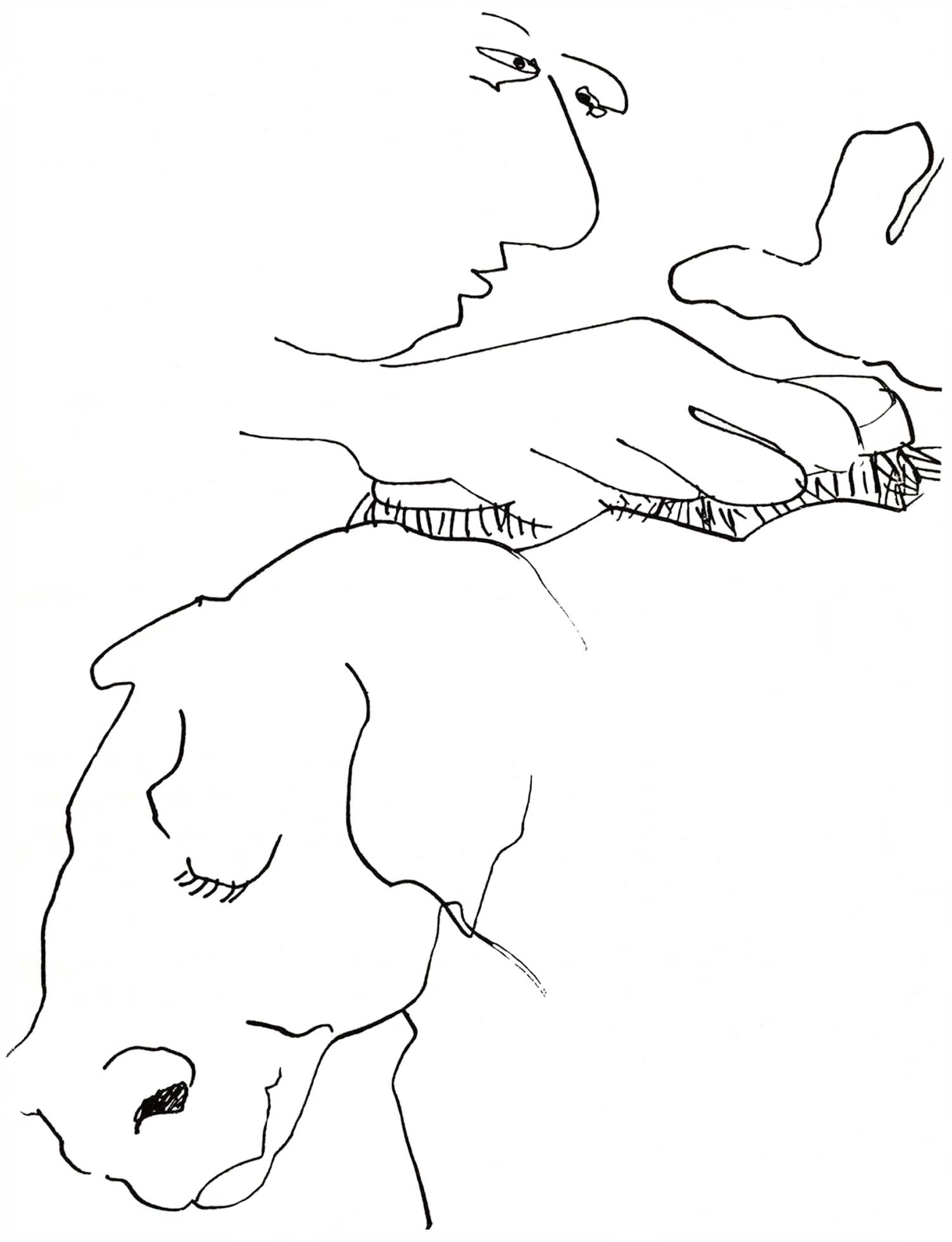 6 - Drawing - Mathers